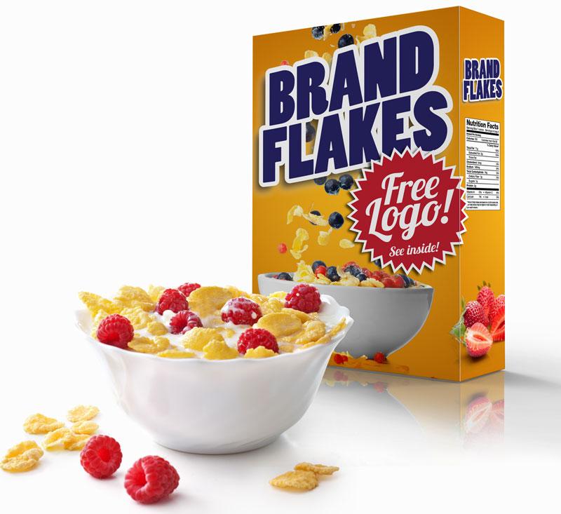 Brand-Flakes