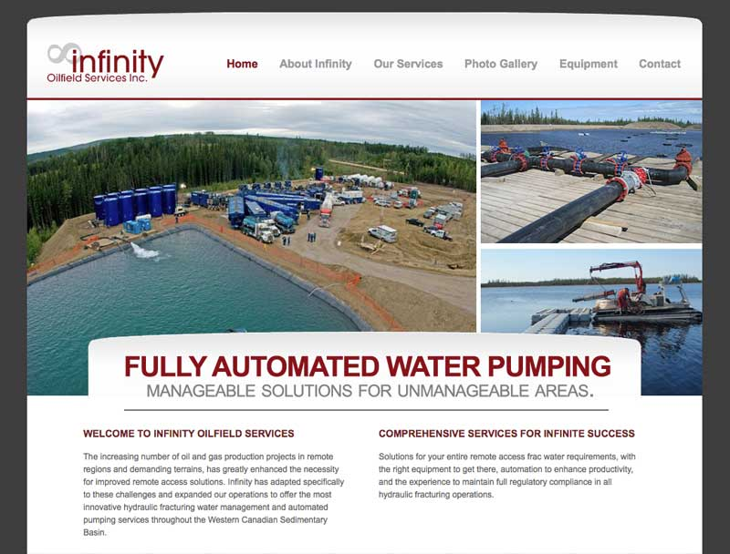 infinity-oilfield-website