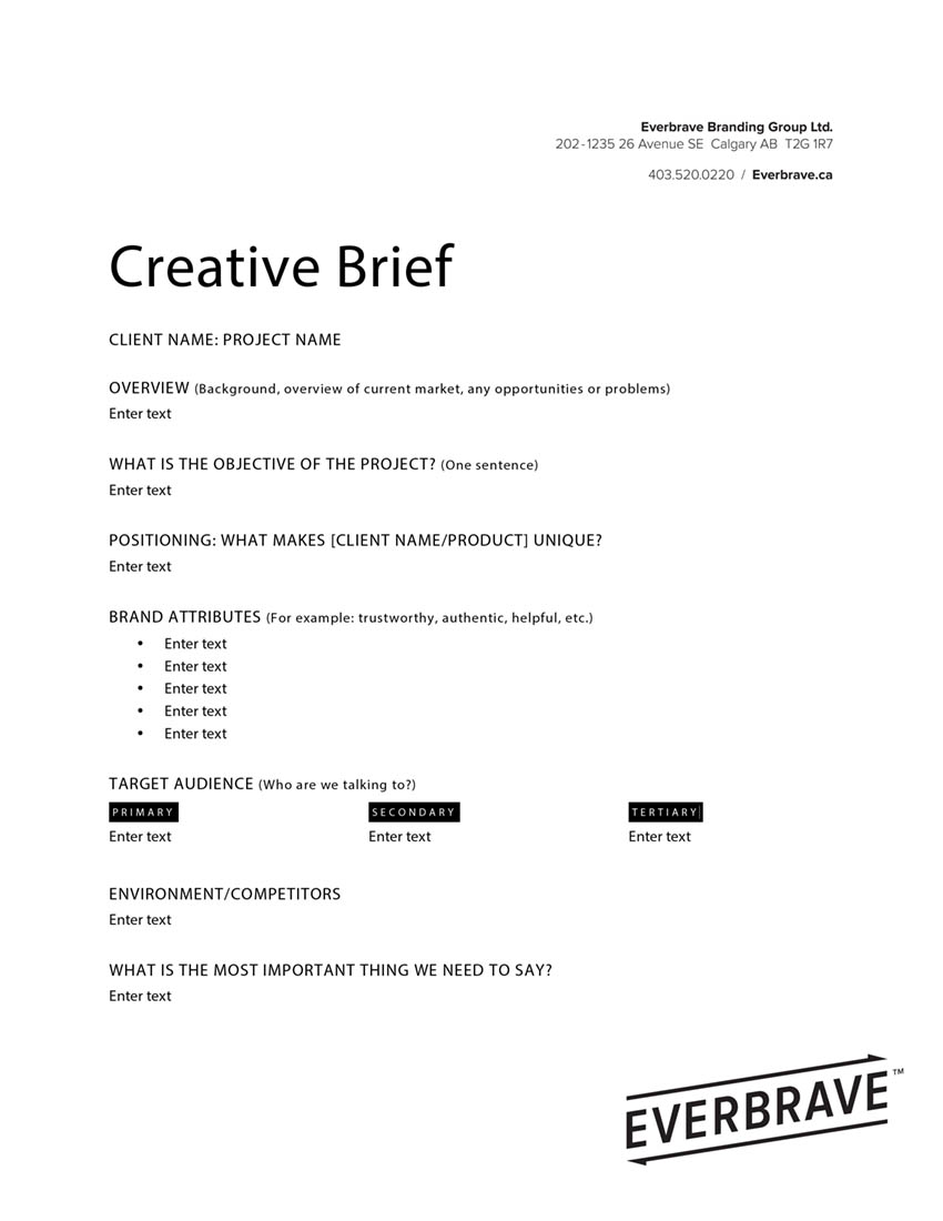 microsoft word creativebrief printdocx everbrave branding group ltd calgary brand design agency inbound marketing strategy and website development